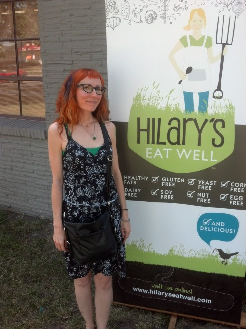 Feud With Food visits Open House at Hilary's Eat Well